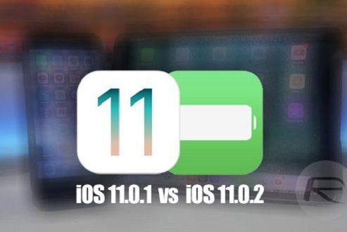 تماشا کنید: تست سرعت iOS 11.0.2 در برابر iOS 11.0.1