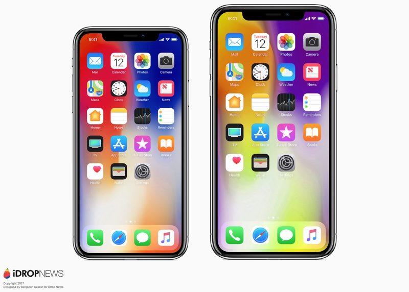 همزمان با نزدیک شدن به زمان عرضه رسمی گوشی آیفون 10 اپل با نمایشگر تقریبا بدون حاشیه، تشخیص چهره، دوربین پیشرفته و ویژگی های متعدد، این رندرها منتشر شده تا نمونه ای از طراحی آیفون 10 پلاس را در ذهن هوادران ایجاد کند.