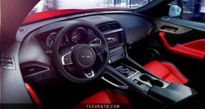 جگوار اف پیس مدل 2018