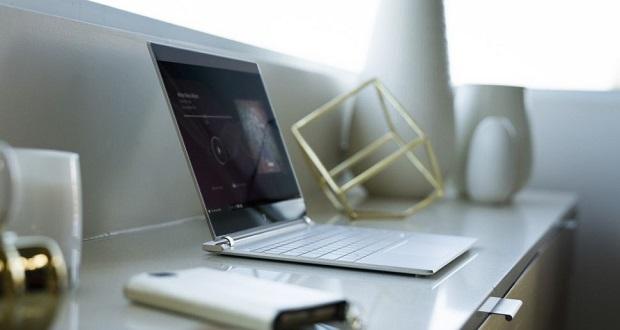 اچ پی از باریک ترین لپ تاپ جهان، اچ پی اسپکتر 13 رونمایی کرد