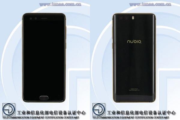 یک گوشی جدید نوبیا با نمایشگری تمام صفحه به تازگی در تنا رویت شد.
