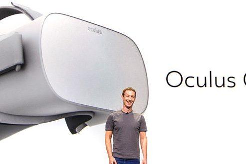 هدست واقعیت مجازی جدید فیس بوک هم  رونمایی شد