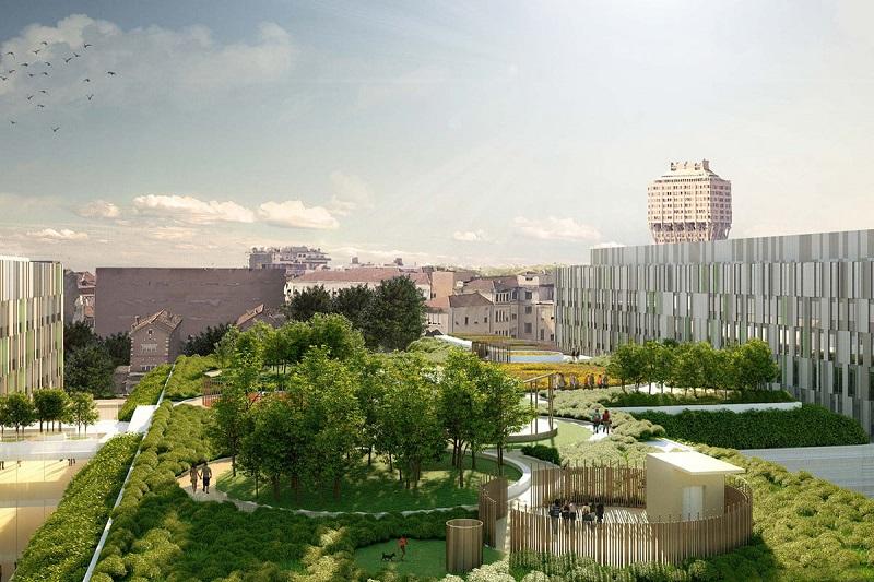 جنگل های عمودی طبیعت را به شهرها باز میگردانند، هربار یک آسمان خراش