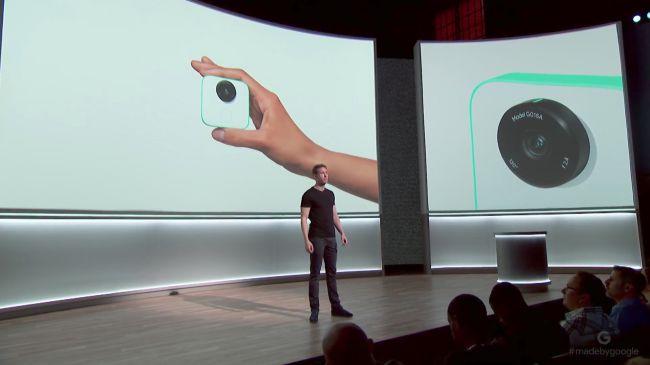 دوربین گوگل کلیپس