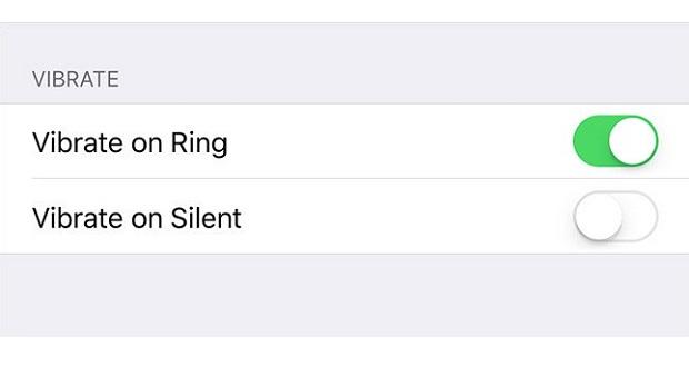 آموزش خاموش کردن ویبره گوشی های آیفون در حالت سایلنت (یا حتی برای همیشه!)
