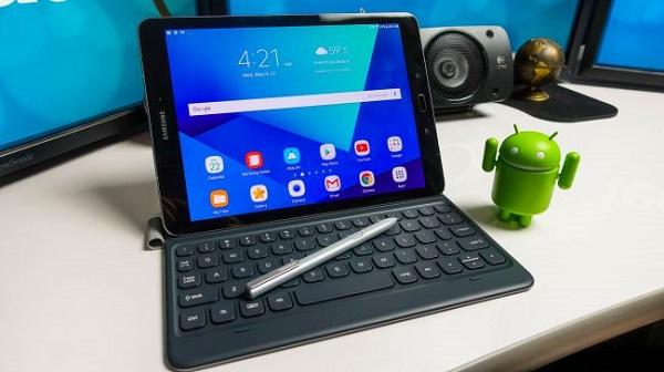 بهترین تبلت های اندروید 2017 : سامسونگ گلکسی تب اس 3 (Samsung Galaxy Tab S3)