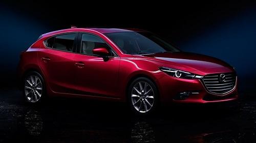 بهترین خودروهای هاچ بک ارزان تر از 20000 دلار : مزدا 3 پنج در 2017 (2017 Mazda3 5-Door)