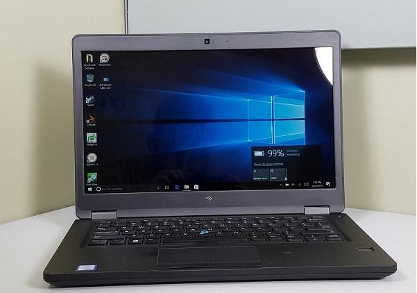 بهترین لپ تاپ های برنامه نویسی و کد نویسی : دل لتیتود ای 5480 (Dell Latitude E5480)