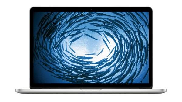 بهترین لپ تاپ های برنامه نویسی و کد نویسی : اپل مک بوک پرو 15 اینچی 2016 (Apple MacBook Pro 15-inch 2016)