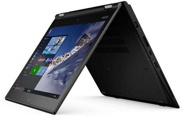 بهترین لپ تاپ های برنامه نویسی و کد نویسی : لنوو تینک پد یوگا 260 (Lenovo ThinkPad Yoga 260)