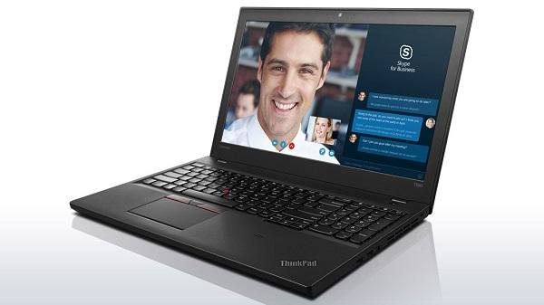 بهترین لپ تاپ های برنامه نویسی و کد نویسی : لنوو تینک پد تی 560 (Lenovo ThinkPad T560)