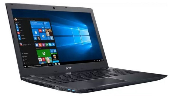 بهترین لپ تاپ های گیمینگ ارزانتر از 764 دلار 2017 : ایسر اسپایر E 15 E5-575G (Acer Aspire E 15 E5-575G)