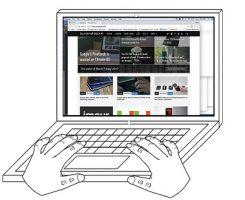 گوگل پتنت نوت بوک قابل تبدیل مجهز به نمایشگر دوگانه خود را ثبت کرد؛ نسل جدید نوت بوکها!