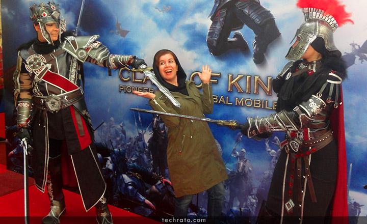 خالق بازی کلش آف کینگز (Clash Of Kings)، شرکت الکس (Elex) در همکاری با هواوی ادعا کرده است که این بازی در گوشیهای هواوی میت 10 با سرعت بالاتری انجام میشود و از سوی دیگر انرژی کمتری از باتری میگیرد.