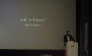 بابک فیاض قائم مقام هواوی در ایران
