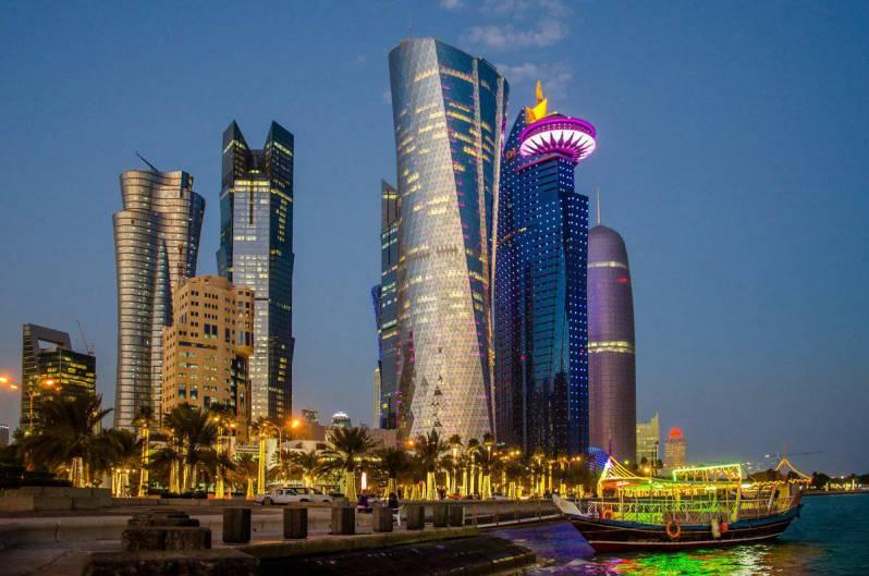 قطر - ثروتمندترین کشور جهان