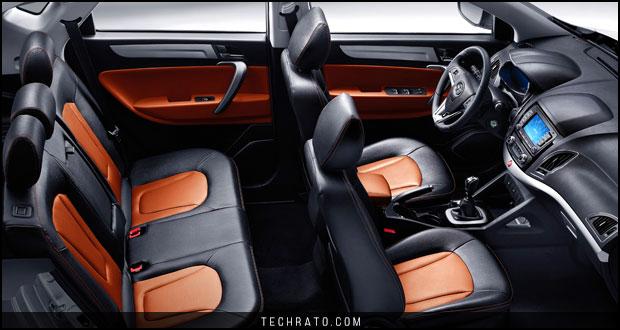 مقایسه هایما S7 توربو با جک S5
