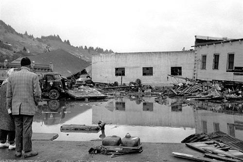 2. زلزله بخش پرنس ویلیامز سوید در آلاسکا