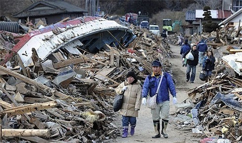 3. زلزله سوماترا در اندونزی