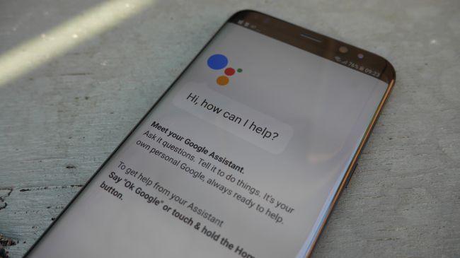 استفاده از دستیار هوشمند گوگل