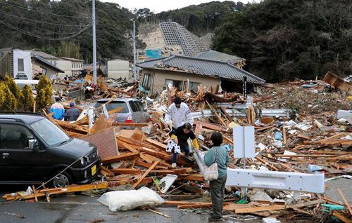 6. زلزله شهر مائول شیلی