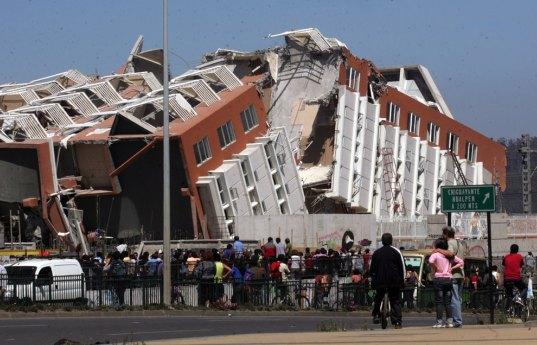 11. زلزله نانتو در تایوان