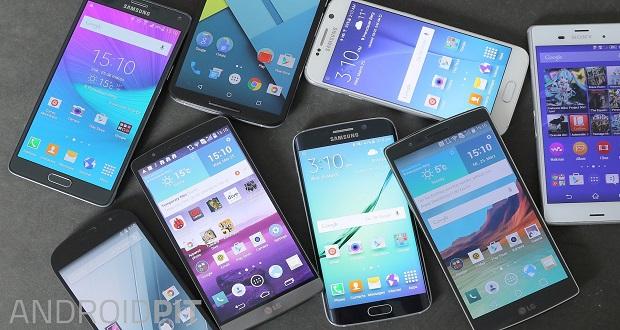 صفحه نمایش گوشی: توضیحی درباره انواع صفحه نمایش و رزولوشن نمایشگر موبایل