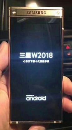 شایعات میگویند که گوشی کشویی سامسونگ W2018 مجهز به اسنپدراگون 835 بوده که توسط 6 گیگابایت حافظه رم پشتیبانی میشود.