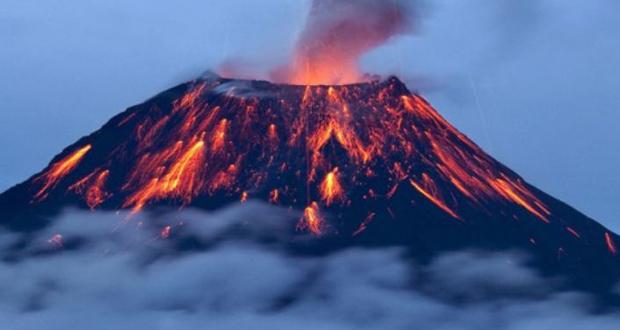لیستی از قویترین و بزرگترین آتشفشان ها در دنیا