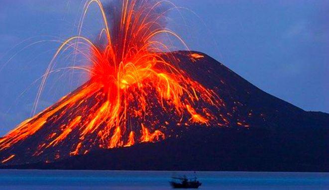 مرگبارترین، بزرگترین و قویترین آتشفشان ها در جهان