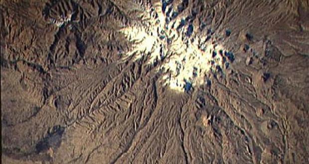 معرفی برخی از بزرگترین و قویترین آتشفشان ها در ایران