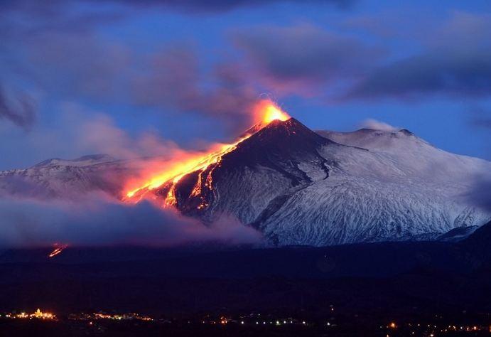 مرگبارترین، بزرگترین و قویترین آتشفشان ها در دنیا