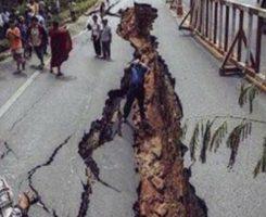 بزرگترین زلزله های جهان و ایران؛ ۲۰ مورد از شدیدترین زمین لرزه های دنیا