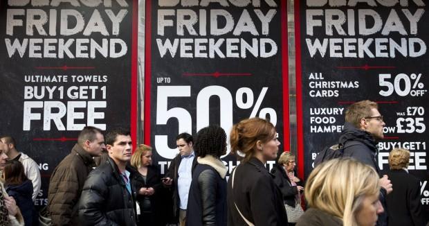 دلیل خرید مردم در روز جمعه سیاه چیست ؟