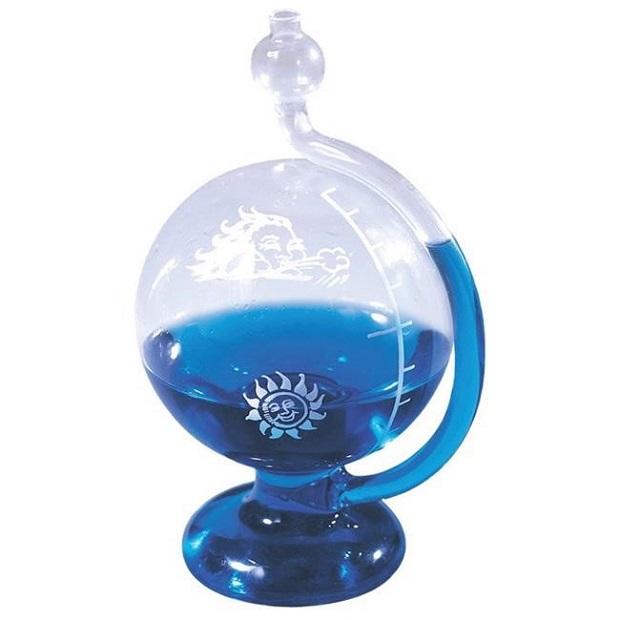 1. بارومترهای آبی