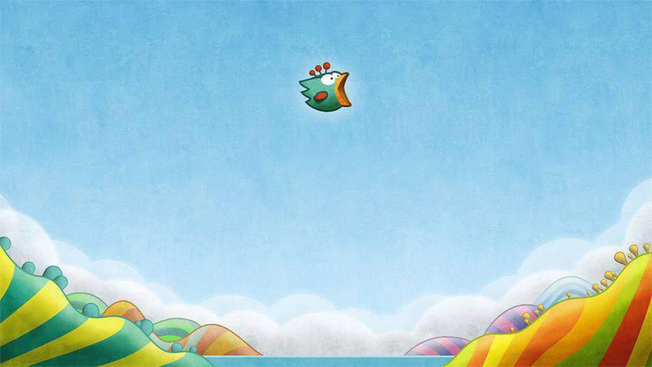 Tiny Wings بازی موبایل