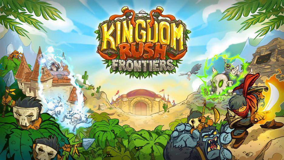 Kingdom Rush یکی از بهترین بازی های آِیفون