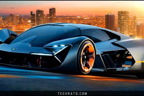 نگاهی به خودروی مفهومی لامبورگینی ترزو میلنیو (Lamborghini Terzo Millenio)