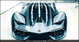 خودروی مفهومی لامبورگینی ترزو میلنیو (Lamborghini Terzo Millenio)