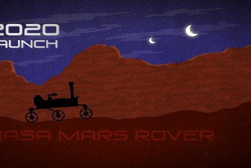 مریخ ۲۰۲۰ با ۲۳ چشم؛ با مریخنورد جدید ناسا آشنا شوید