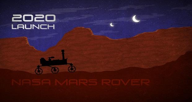 مریخ ۲۰۲۰ با ۲۳ چشم؛ با مریخ نورد جدید ناسا آشنا شوید
