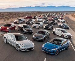 بهترین خودروهای ۲۰۱۸ از نگاه مجله موتور ترند (Motor Trend)
