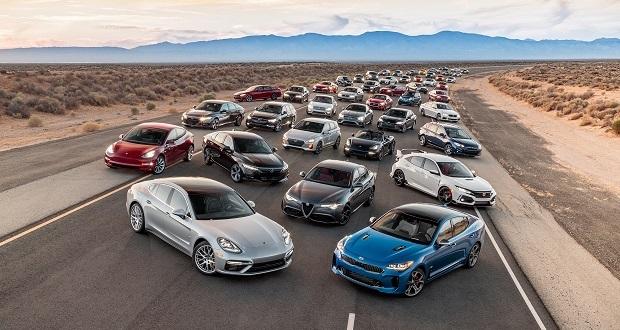 بهترین خودروهای 2018 از نگاه مجله موتور ترند (Motor Trend)