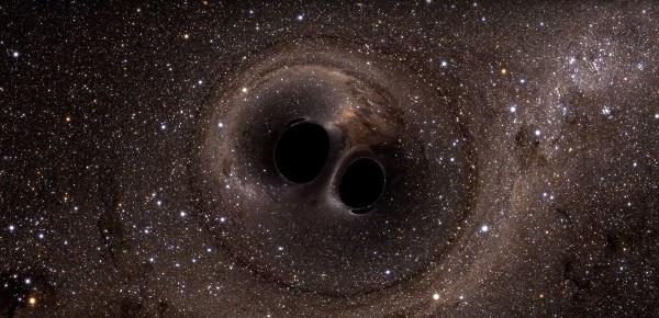 سیاهچاله های دوتایی