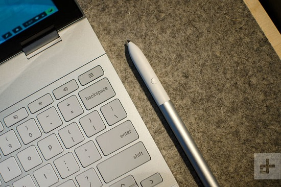 مقایسه پیکسل بوک گوگل با کروم بوک پرو سامسونگ : صفحه کلید، ماوس و قلم
