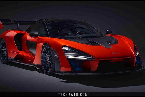 مک لارن سنا (McLaren Senna) ابرخودرویی جدید برای سال ۲۰۱۹ میلادی