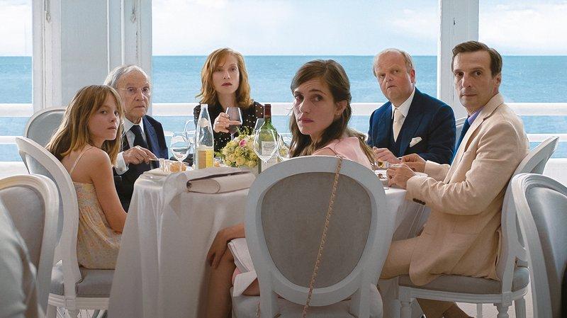 Happy End یکی از بهترین فیلم های 2017