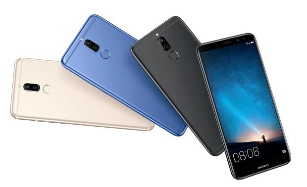 هواوی میت 10 لایت اولین گوشی دنیاست که با دو دوربین سلفی، یک فلاش سلفی و همچنین یک نمایشگر FullView با اندازه 5.9 اینچ با بدنه فلزی به بازار عرضه شده است
