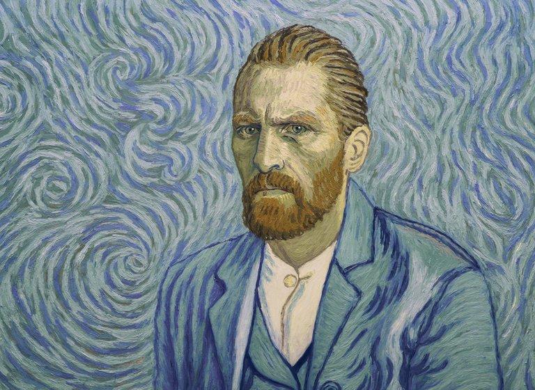انیمیشن Loving Vincent