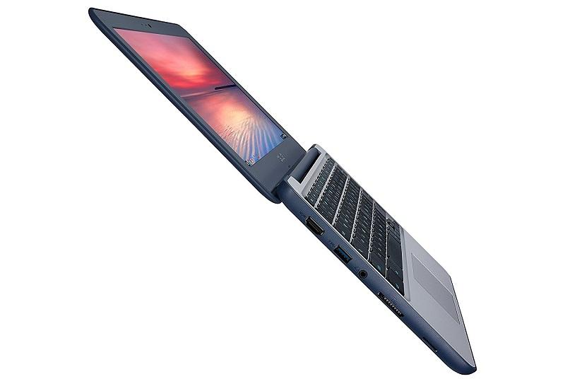 محکمترین لپ تاپ ایسوس: Chromebook C202SA-YS02